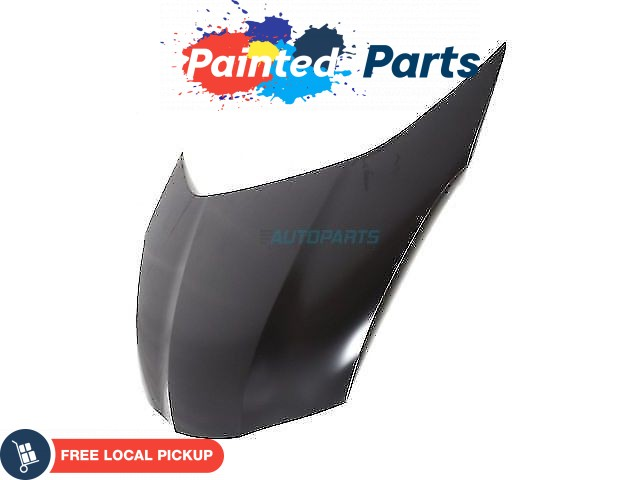 HO1230159 Make Auto Parts Manufacturing Hood Front Panel Primed Steel For Honda Fit 2009 2010 2011 2012 2013 2014