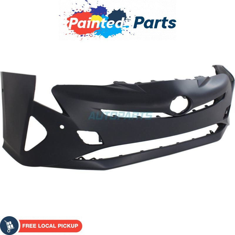Painted to Match BUMPERS THAT DELIVER TO1000418 Front Bumper Cover Fascia for 2016 2017 2018 Toyota Prius 16 17 18